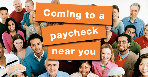 Withholding changes coming to your paycheck